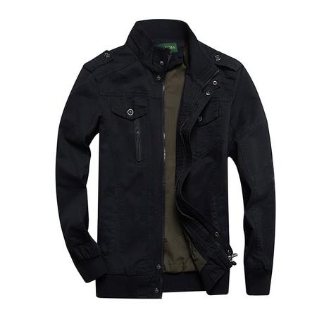 Wright Jacket // Black (M)