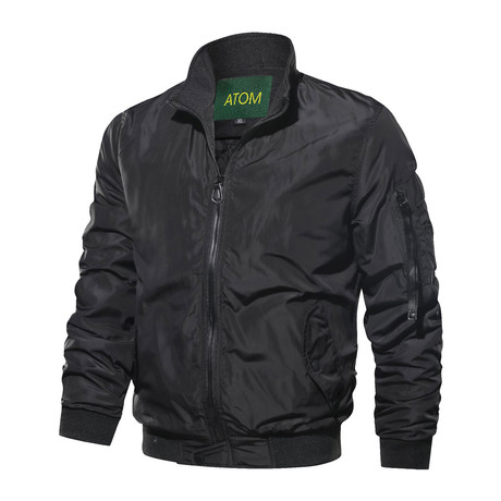 Mosley Jacket // Black (M)
