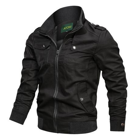 Chandler Jacket // Black (M)
