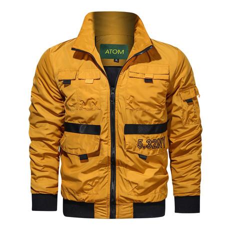 Jenkins Jacket // Yellow (M)