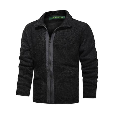 Bolton Jacket // Black (M)