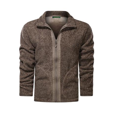 Bolton Jacket // Brown (M)