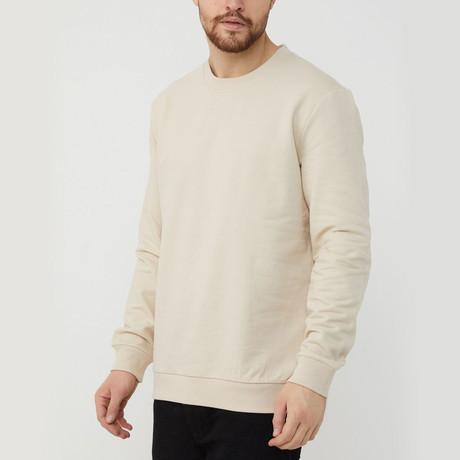 Brodie Sweatshirt // Ecru (S)