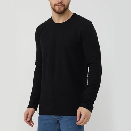 Lance Sweatshirt // Black (S)