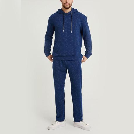 Ty Sweatsuit Set // Blue (S)