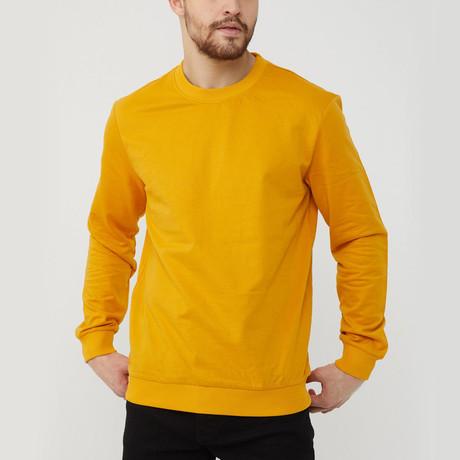 Heath Sweatshirt // Mustard (S)