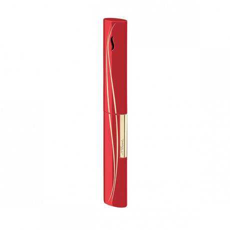 Candle Lighter // Red + Gold