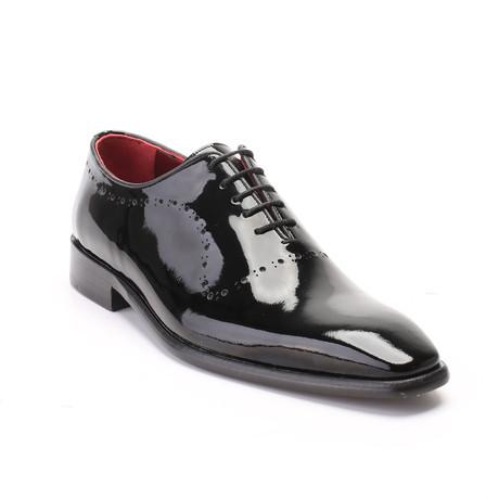 Canne Dress Shoes // Black (Euro: 39)