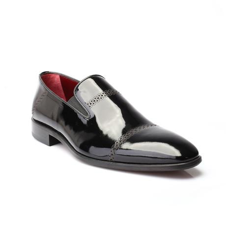 Patent Dress Shoes // Black (Euro: 39)