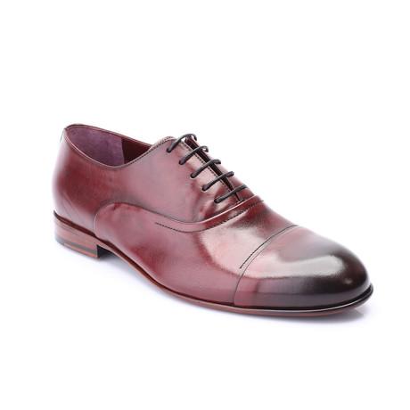 Harden Dress Shoes // Bordeaux (Euro: 39)