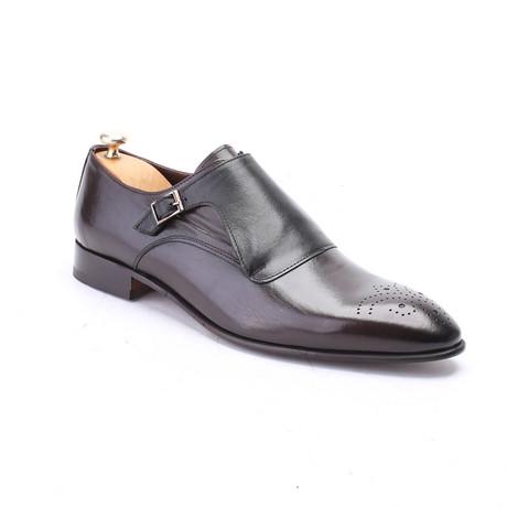 Jace Dress Shoes // Brown (Euro: 39)