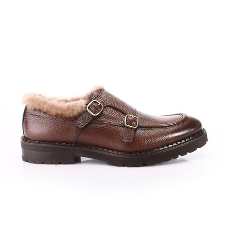 Christian Dress Shoes // Tobacco (Euro: 39)