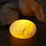 Glowing Moon Stone