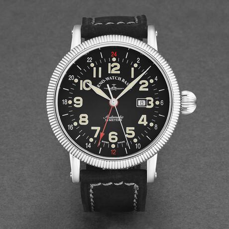 Zeno Pilot Nostalgia Automatic // 88075GMT-A1