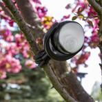 Lumenology // Portable Security LED Motion Light (Black)
