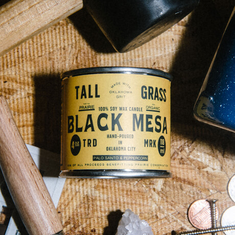 Black Mesa // Soy Wax Candle (4oz)