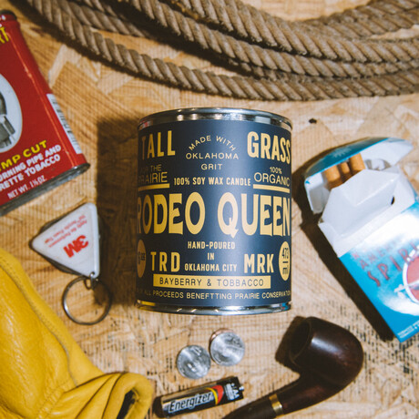 Rodeo Queen // Soy Wax Candle (4oz)