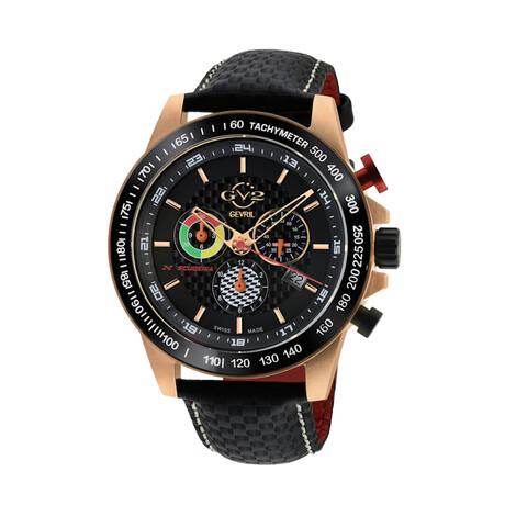 GV2 Scuderia Chronograph Swiss Quartz // 9921