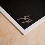 Tom Brady // GOAT // Art Print