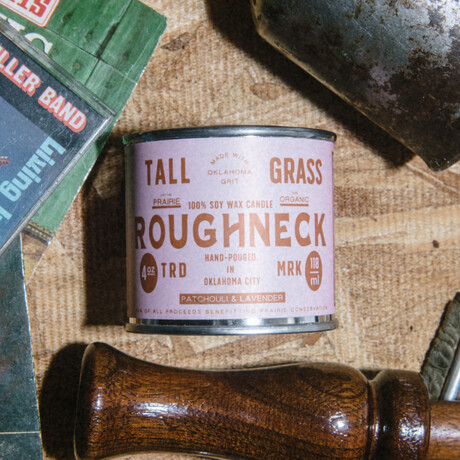 Roughneck // Soy Wax Candle (4oz)