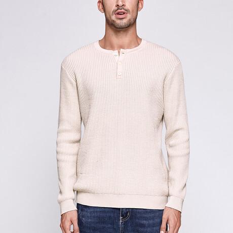 Lyric Knit Sweater // Apricot (Medium)