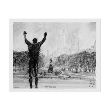 Rocky Strong // Art Print
