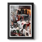 Philly Sports // Broad Street Boys // Art Print