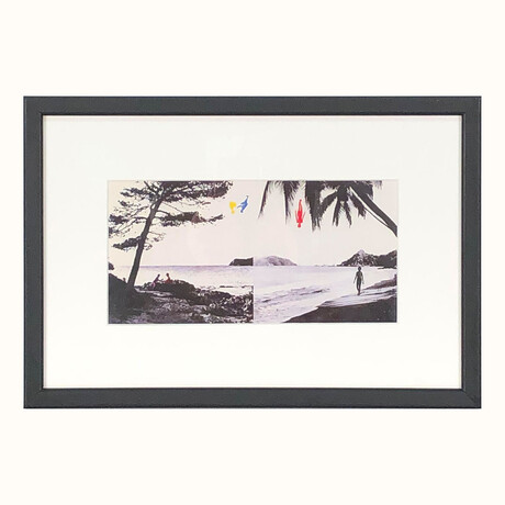 John Baldessari // Paradise // 1990 Offset Lithograph