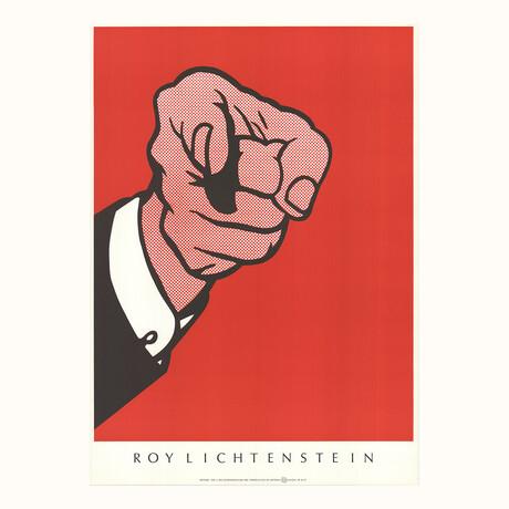 Roy Lichtenstein // Untitled // 1973 Serigraph