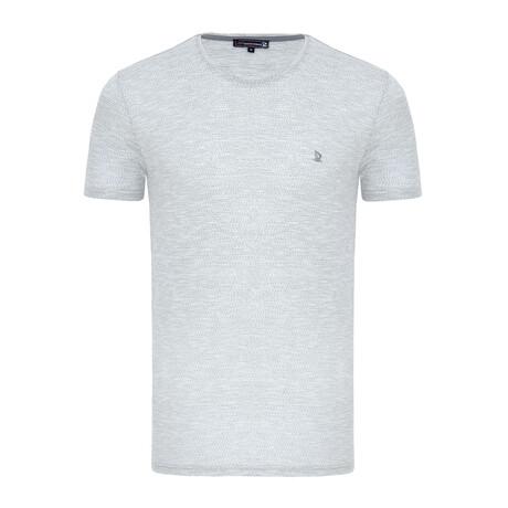 Monte Carlo Short Sleeve Shirt // Gray (XS)