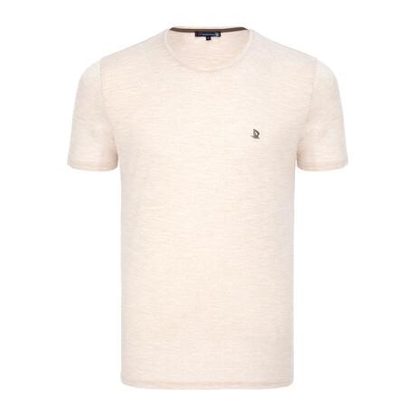 Rory Short Sleeve Shirt // Powder (XS)
