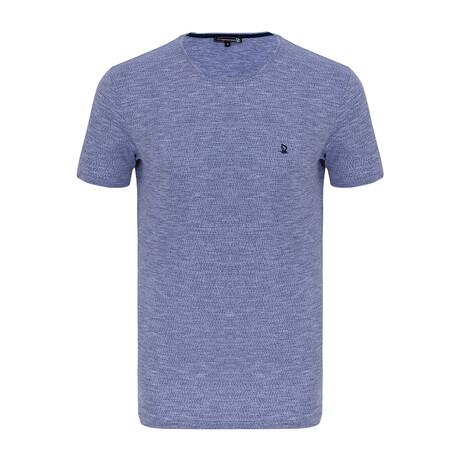 Chris Short Sleeve Shirt // Navy (XS)