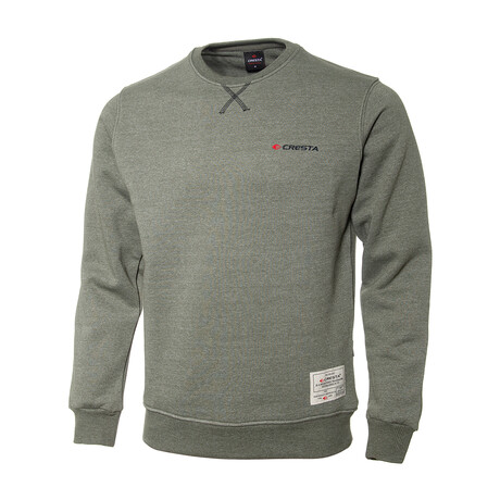 Lyon Basic Sweatshirt // Green (S)