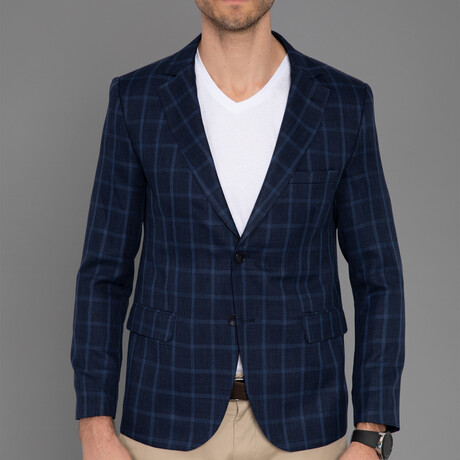 Milano Blazer Jacket // Navy (S)
