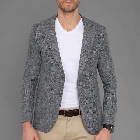 Venice Blazer Jacket // Gray (S)
