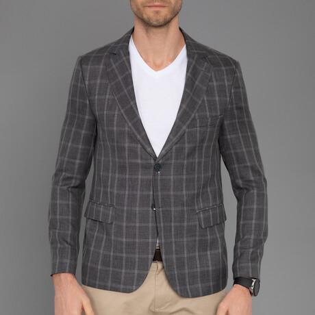Monte Carlo Blazer Jacket // Gray (S)