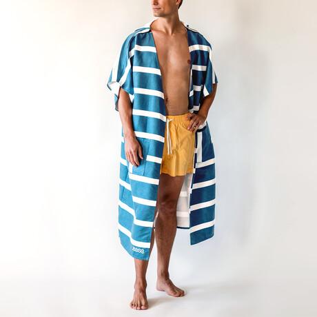 Gogo Towel // Mediterranean Blue (Regular)