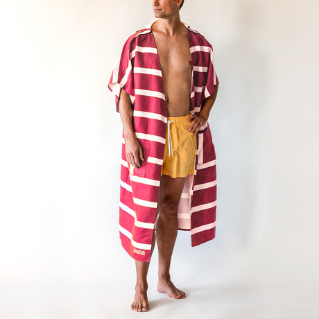 Gogo Towel // Palm Beach Pink (Regular)