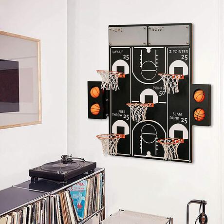 All-star Basketball Wall Game