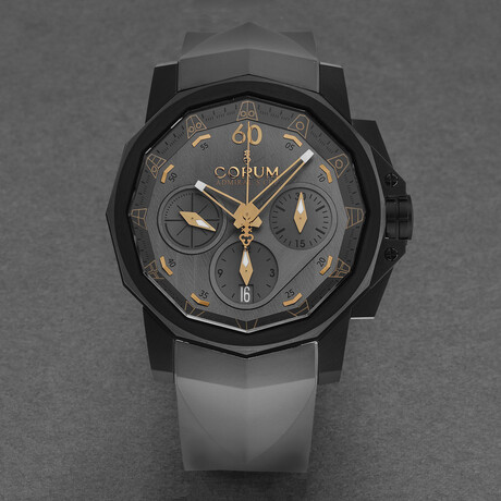 Corum Admiral Cup Automatic // A753/04231 // Store Display