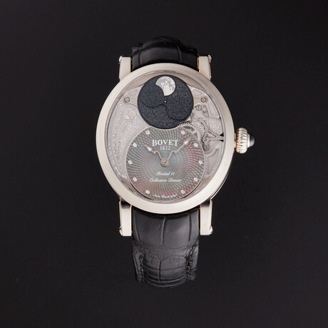 Bovet Ladies Recital 11 Miss Alexandra Automatic // R110002-SD1 // Pre-Owned