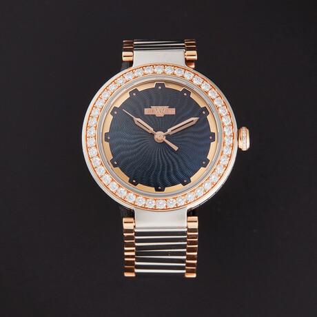 Dewitt Ladies Blue Empire Automatic // BEM.AU.001 // Pre-Owned