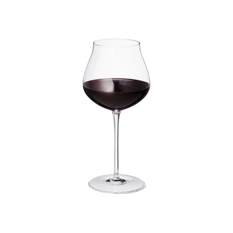 Sky // Red Wine Glasses // Set of 6