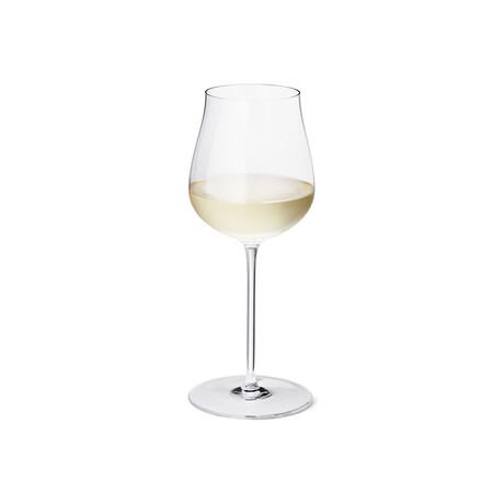 Sky // White Wine Glasses // Set of 6