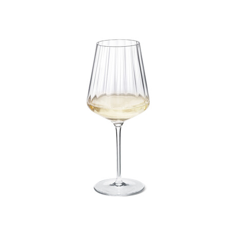 Bernadotte // White Wine Glasses // Set of 6