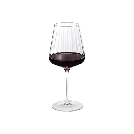 Bernadotte // Red Wine Glasses // Set of 6
