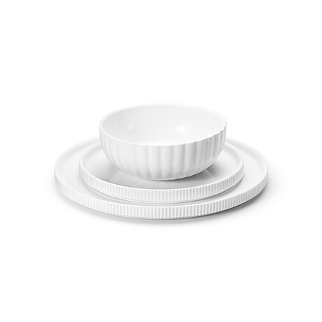 Bernadotte // Dinner Set // 3 Piece Set