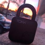 TOKK Tactical Fingerprint Padlock