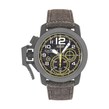 Graham Chronofighter Oversize Target Automatic // 2CCAU.B16A // Store Display