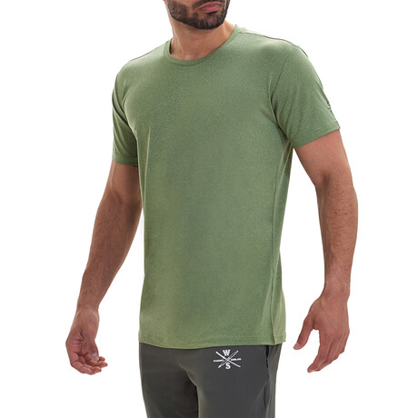 The Classic Active T // Green (S)